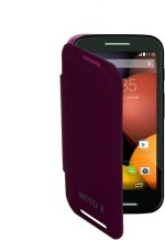 KolorEdge Mobiles & Accessories KolorEdge Flip Cover for Motorola Moto E