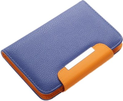 Jojo Flip Cover for Huawei Ascend G700 Blue, Orange available at Flipkart for Rs.590