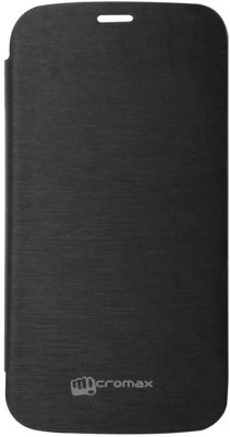 Ascari Flip Cover for Micromax Bolt A47 available at Flipkart for Rs.199