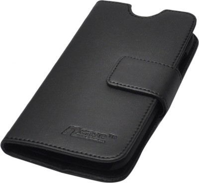 nCase Flip Cover for XOLO 500S Black
