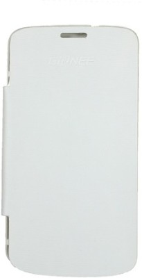 Casotec Flip Cover for Gionee Pioneer P3 White available at Flipkart for Rs.899