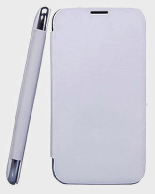 G4U Flip Cover for Karbonn A50 White available at Flipkart for Rs.242