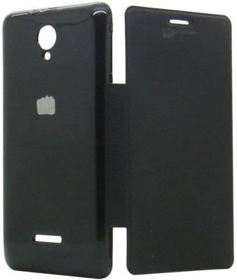 Ifra Flip Cover for Micromax canvas fun A76 available at Flipkart for Rs.199