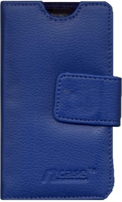 nCase Flip Cover for Samsung Galaxy Star Pro S7262 Blue