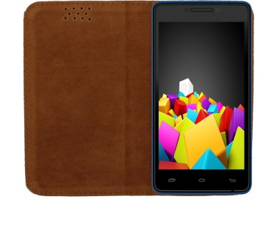 Dooda Flip Cover for Micromax Canvas Fun A76 available at Flipkart for Rs.279
