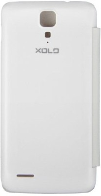 Case-M Flip Cover for XOLO Q700 White