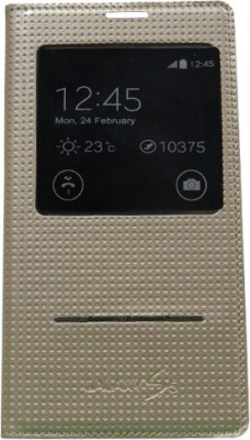 Amaze Mobile Flip Cover for Samsung Galaxy S5 available at Flipkart for Rs.199