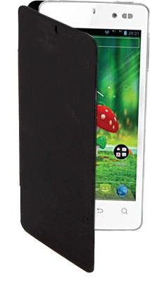 RDcase Flip Cover for Karbonn S1 Titanium Black available at Flipkart for Rs.99