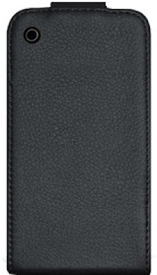 Amzer 81606 Flip Case for iPhone 3G / 3GS Black available at Flipkart for Rs.899