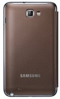 Buy Samsung EFC-1E1CDECINU Flip Cover for Galaxy Note: Cases Covers