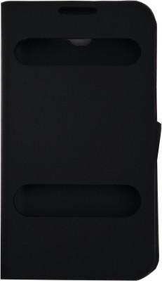 Happy Funk Flip Cover for Samsung Galaxy Note 2 N7100 Black available at Flipkart for Rs.175