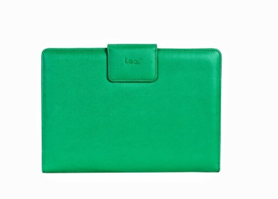 Leaf Flip Cover for Universal for all 7 inch Slim Tablets Green