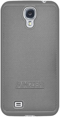 Amzer Back Cover for Samsung Galaxy S4 Grey at flipkart