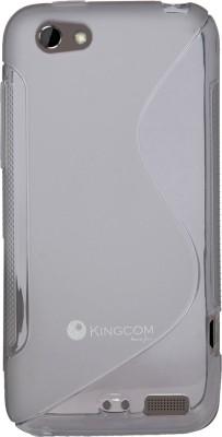 KINGCOM Back Cover for HTC One V Black