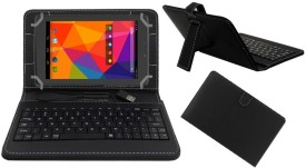 ACM Keyboard Case for Micromax Canvas Tab P480