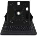 Gadget Decor Keyboard Case For Mi Pad Tablet White (Black)
