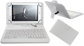 Acm Keyboard Case for Micromax Canvas Tab P470