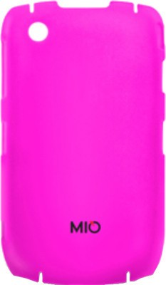 Mio Back Cover for BlackBerry 8520 Hot Pink