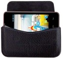 ACM Pouch for Micromax Bolt A58 (Black)