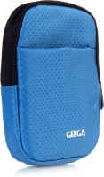 GIZGA Pouch For GIZGA Branded 2.5 Inch Soft Foam Jacket Pouch - Color: Sky Blue, External Portable Hard Disk Drive Carry Cover Protector/ Pouch / Bag/HDD Case (Sky Blue)