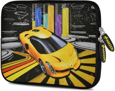 Amzer Pouch for iPad Air, iPad 4 Yellow at flipkart