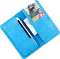 Dooda Pouch for Micromax Canvas Viva A72 (Sky Blue)