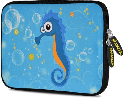 Amzer Pouch for iPad Air, iPad 4 Blue at flipkart