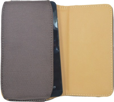 Fabcase Pouch for iBall Andi 3.5F Grabit