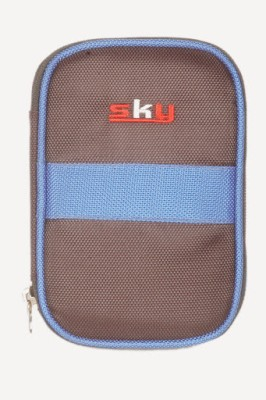 Sky Pouch for External Hard Disk WD, Seagate, HP