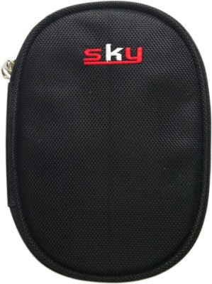 Sky Pouch for Seagate External Hard Drive, Western Digital Hard Drive