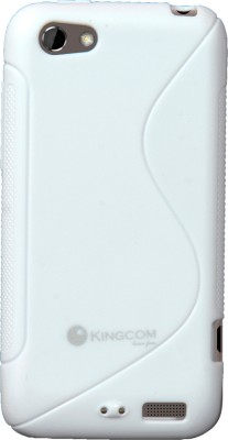 KINGCOM Back Cover for HTC One V White