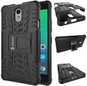 TARKAN Shock Proof Case For Lenovo Vibe P1m (Black)