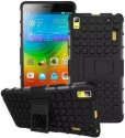 Tommcase Shock Proof Case For Lenovo A7000,K3 Note (Black)