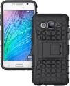 Cubix Shock Proof Case For Samsung Galaxy J5 (Black)