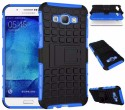 YourDeal Shock Proof Case For Samsung Galaxy A8 (Blue)