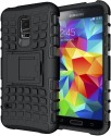 Noise Shock Proof Case For Samsung Galaxy S5 (Black)