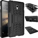 Chevron Shock Proof Case For Lenovo Vibe P1 (Space Black)