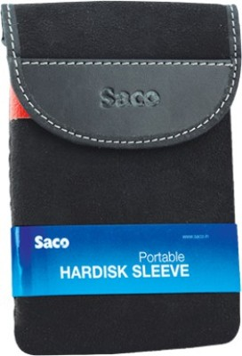 Saco Pouch for Toshiba Canvio Simple 1 TB External Hard Disk