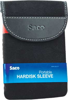 Saco Pouch for HGST Touro Mobile 2.5 inch 1 TB External Hard Disk