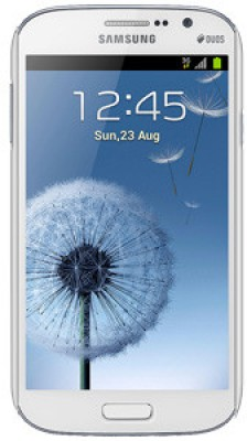 Amzer Case for Samsung GALAXY Grand Duos GT-I9082 White