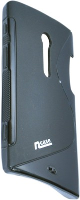nCase Back Cover for Sony Xperia Ion Black
