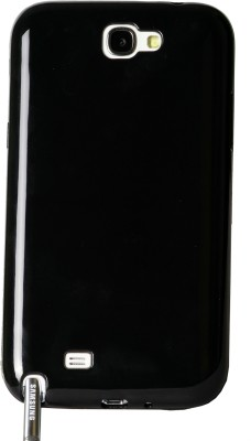 iAccy Back Cover for Samsung Galaxy Note 2 Black available at Flipkart for Rs.99