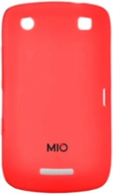 Mio Back Cover for BlackBerry Curve 9380 Red