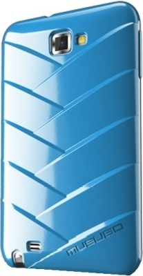 Musubo Back Cover for Samsung Galaxy Note Sky Blue