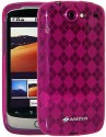Amzer Back Cover for Google Nexus One PB99100 (Pink)