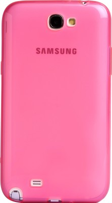 iAccy Back Cover for Samsung Galaxy Note 2 Pink available at Flipkart for Rs.49