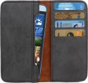 D.rD Wallet Case Cover for Lava Iris Pro 30 (Grey)