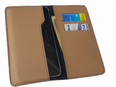 Onkarta Wallet Case Cover for A&K A444
