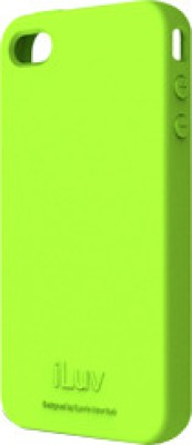 iLuv Back Cover Green