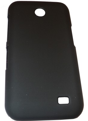 Atitude Back Cover for Samsung Galaxy Ace Duos I589 Black